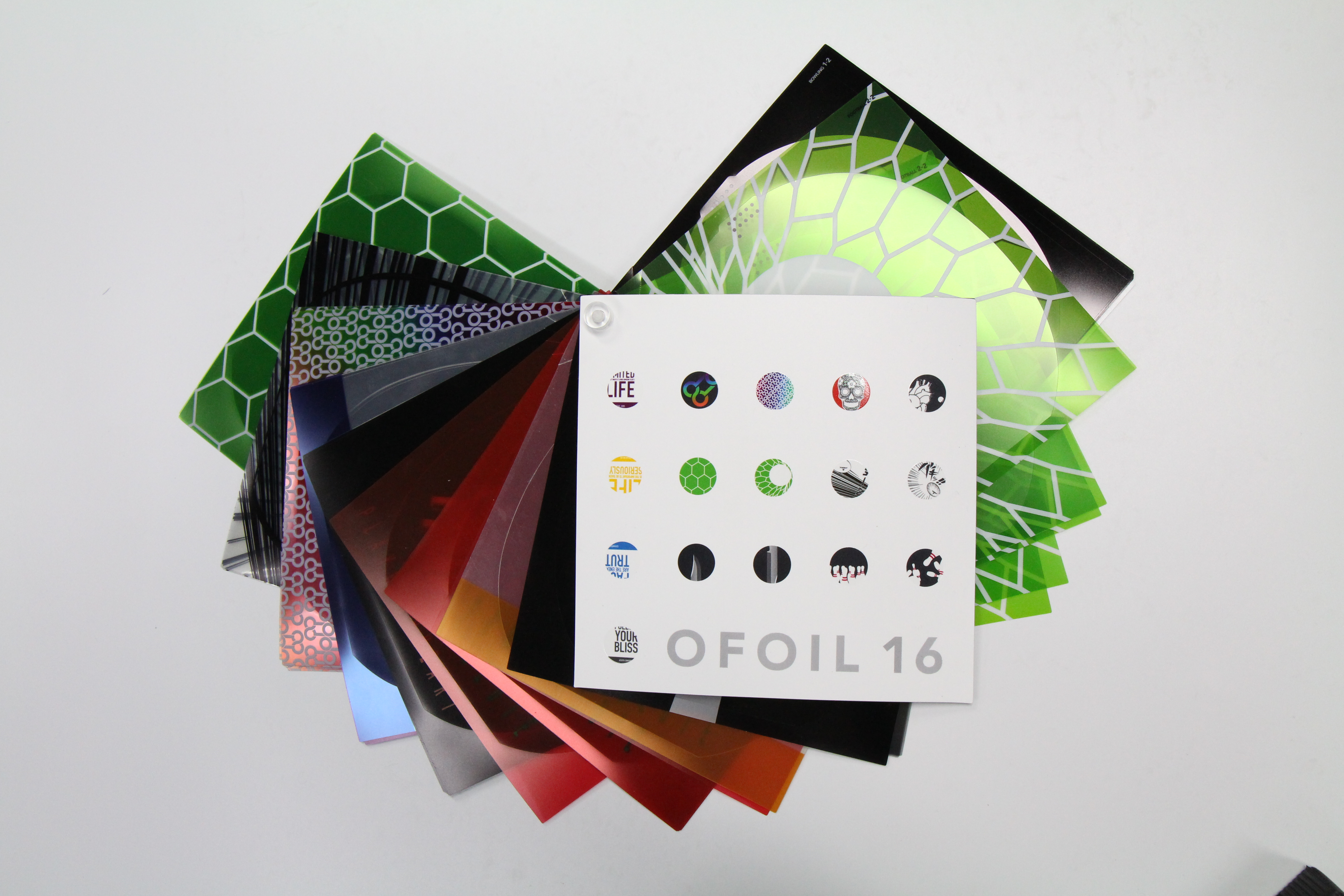 XIOM O- Foil Rubber Protection Film